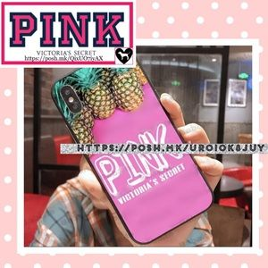Pink Pineapple Logo Iphone 6 6s Phone Case